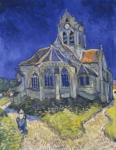 van_Gogh_-_The_Church